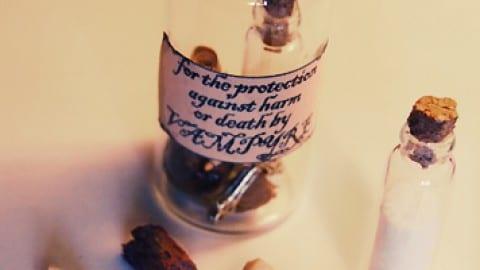 Magic Money Jar Spell