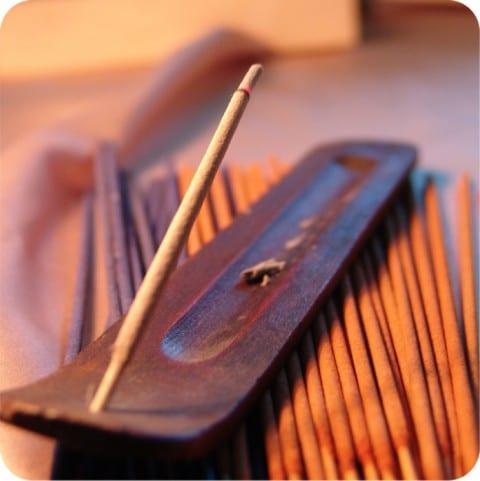 Incense Correspondences