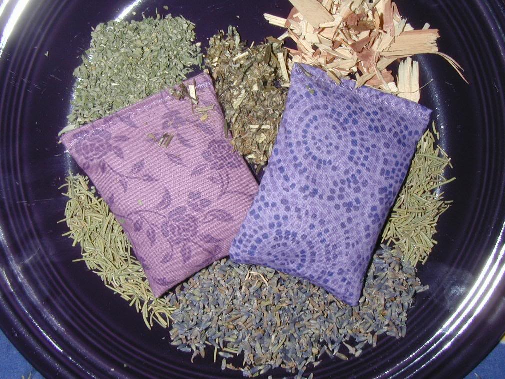how to make a dream pillow wicca