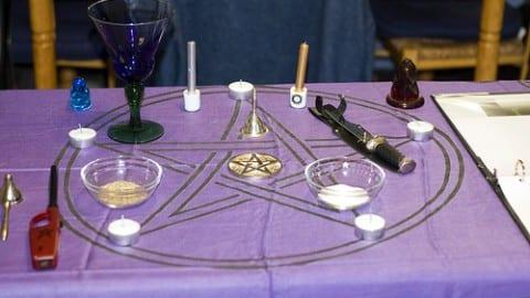 Basic Altar Layout
