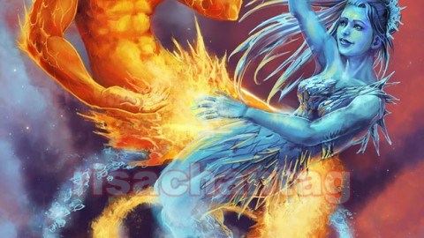 World of Fire and Ice