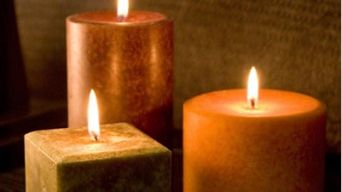 Basic Candle Spell