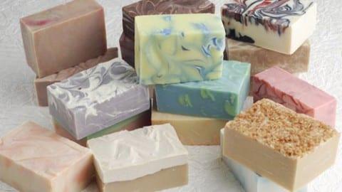 Basic Vegetable Soap