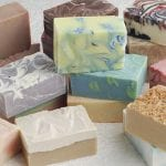Natural Veggie Soap