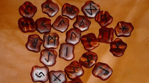 Making a Rune Set
