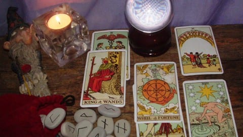 A Glossary Of Divination