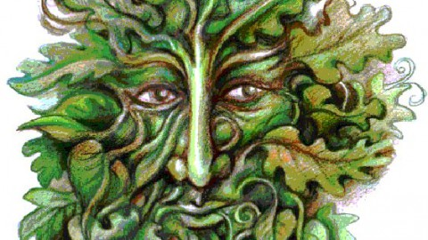The Green Man and His Ways