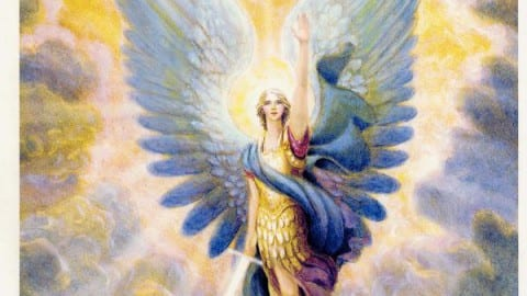 Discover your Guardian Angel's name