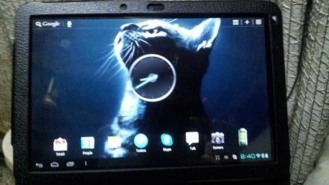 My New Tablet!!!