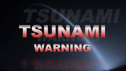 BULLETIN: Hawaii Tsunami Warning After Quake