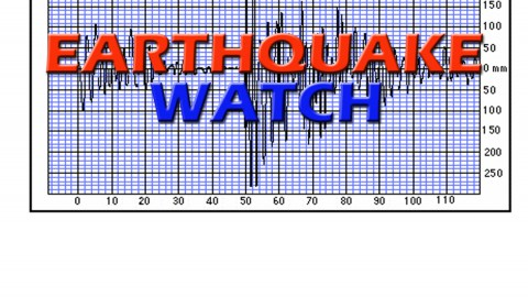 Earthquake Watch ~ November 5th 2012