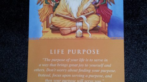 Daily Angel Guidance Card ~ November 2nd 2012