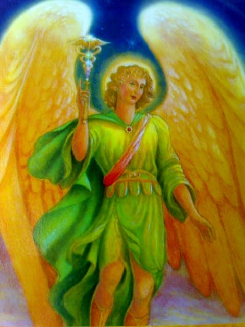 Ways to Work with Angels