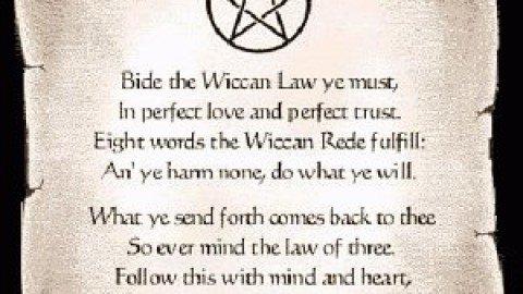 The Wiccan Rede debates