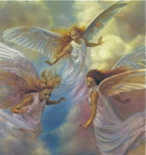 Angel Thoughts, Sayings and Quotes