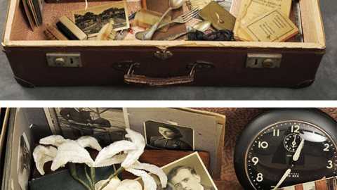 Abandoned Suitcases Reveal Private Lives of Insane Asylum Patients