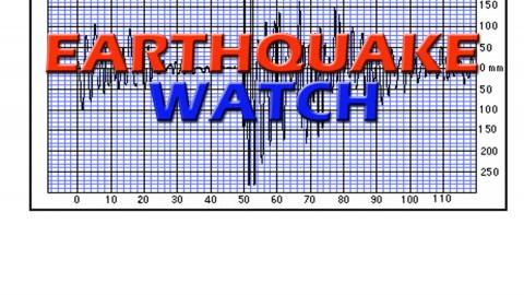 Earthquake Watch ~ November 5th 2012
