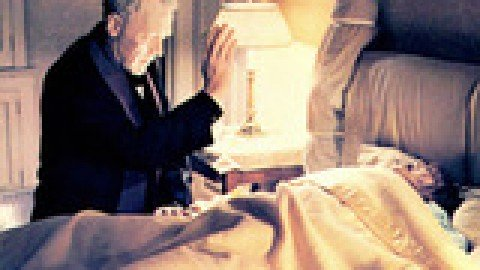 Film producer has mass exorcism at Soho cinema