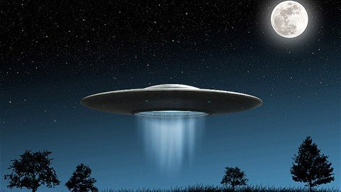 UFO enthusiasts admit the truth may not be out there after all