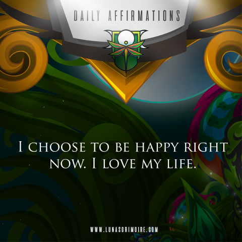 Daily Affirmation #6