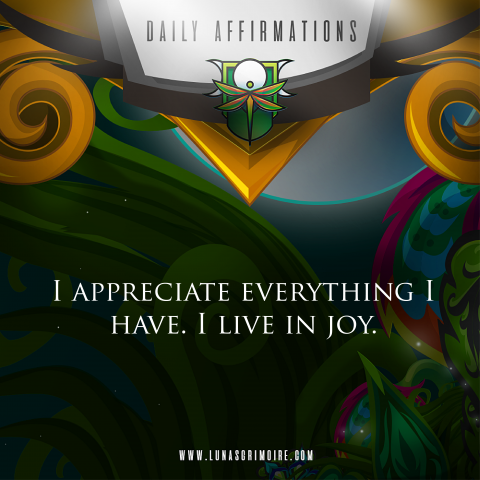 Daily Affirmation #7