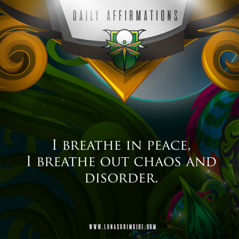 Daily Affirmation #29