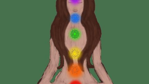 Chakra Balancing Visualisation Technique
