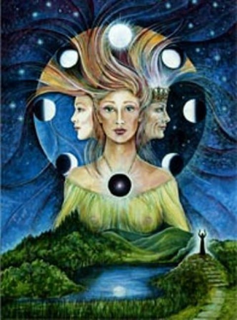 Charge of the Triple Goddess