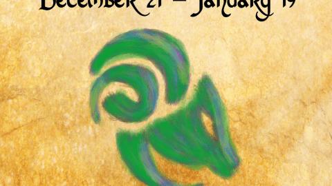 Capricorn (December 21 – January 19)