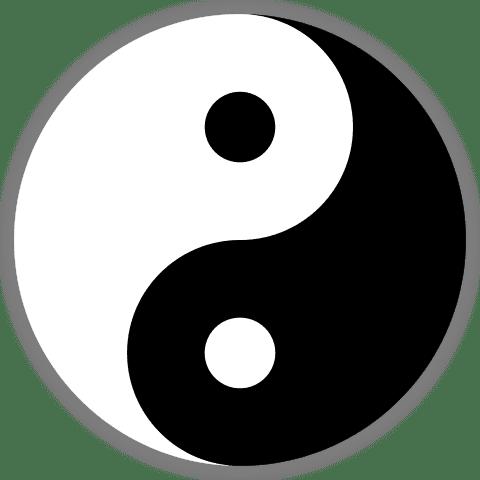 Yin and Yang Energies