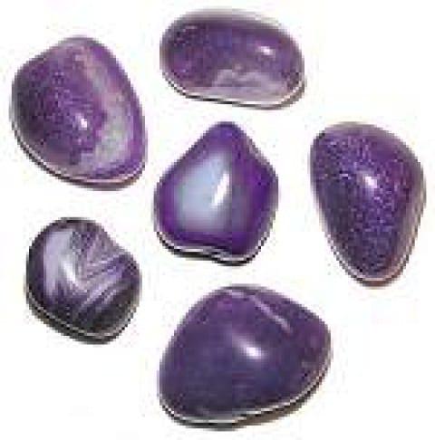 Agate, Purple Sage