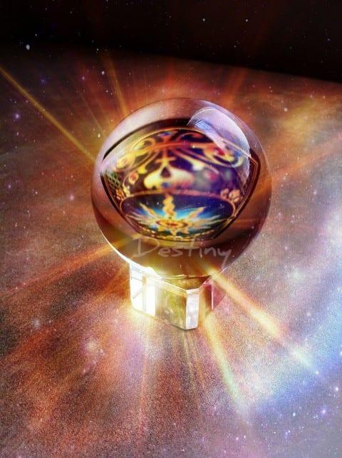 Crystallomancy ~ Crystal Ball Reading
