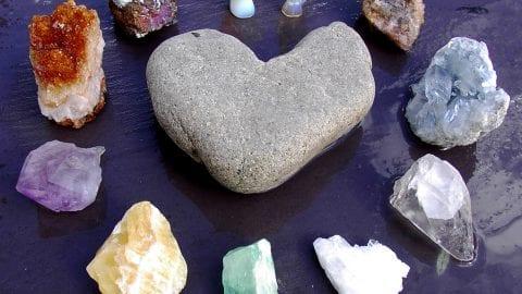 Crystal Conseration Ritual