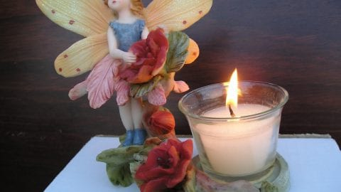 Candle Magick for Fairies