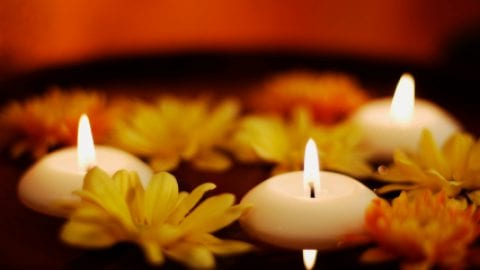 Tealight Candle Magick