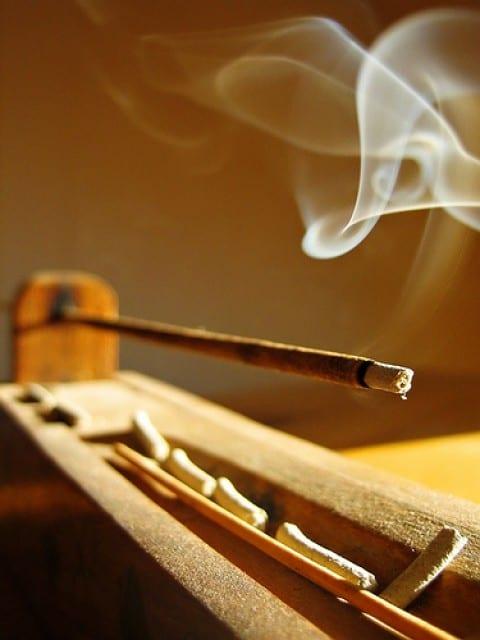 Charging Magickal Incense