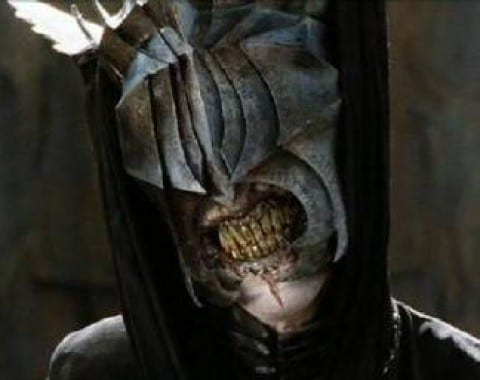 The Mouth of Sauron vs The Pale Man
