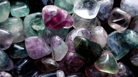 Ten Healing Crystals for Children