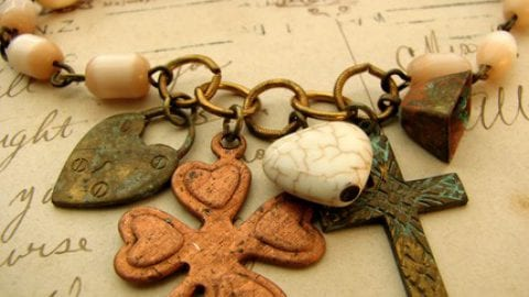 Charm To Improve Psychic Abilities