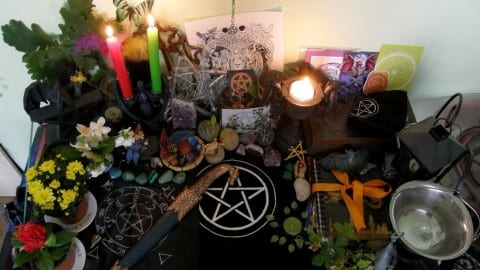 Seasonal Altar Adornments and Foods