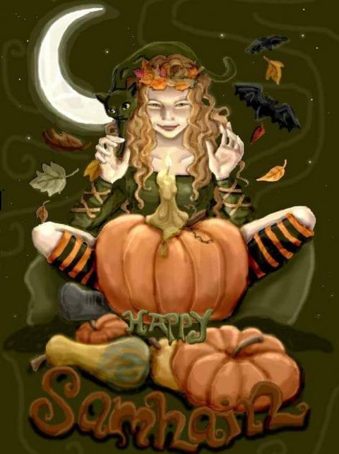 Symbolism of Samhain