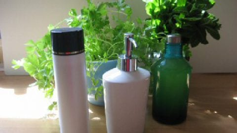 Peppermint Herbal Toner
