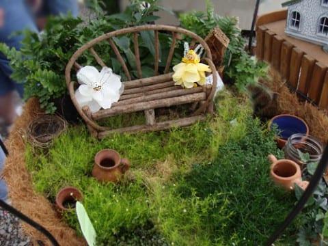 Faerie Gardening