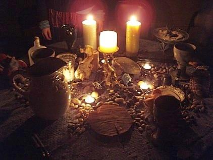Ritual Magic • Luna's Grimoire