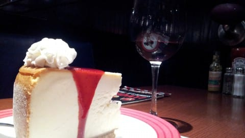 Yummy Scrummy Cheesecake!
