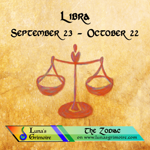 Libra (September 23 – October 22)