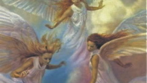 Communicating with the Angels